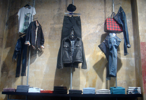 Nudie Jeans Concept Store Barcelona