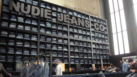 The Berlin Wall by Nudie Jeans