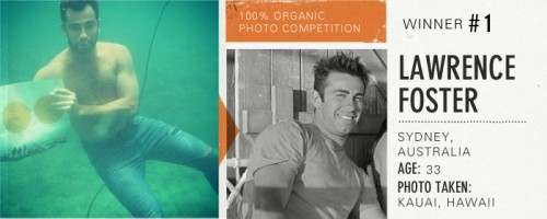 100% organic photo competition winner #1 - Lawrence Foster